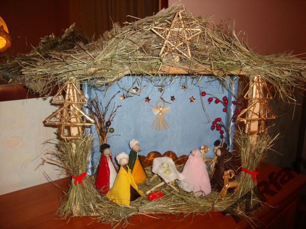 Поделки на тему рождественская сказка